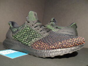 7dbd12fbcd8d9 ADIDAS ULTRA BOOST CLIMA CORE BLACK SOLAR RED PINK GREEN PK NMD R1 ...