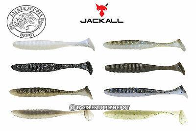 Jackall Rhythm Wave Soft Paddle Tail Swimbait