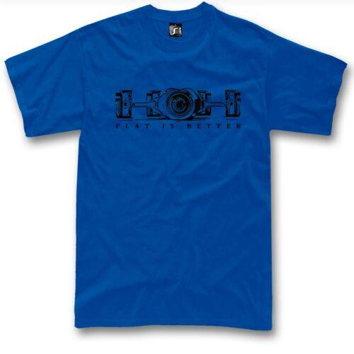 Boxer engine t-shirt  gs 1200 wrx 911 etc