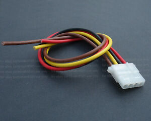 details about 1x speaker wire harness power plug for old school rockford fosgate punch 30 30hd Wiring Harness Pinout Diagram