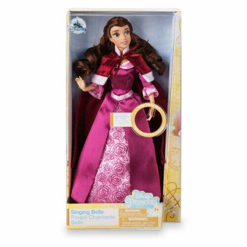 Disney Princess Singing belle 12 poupée Belle et la Bête ** Nouveau **