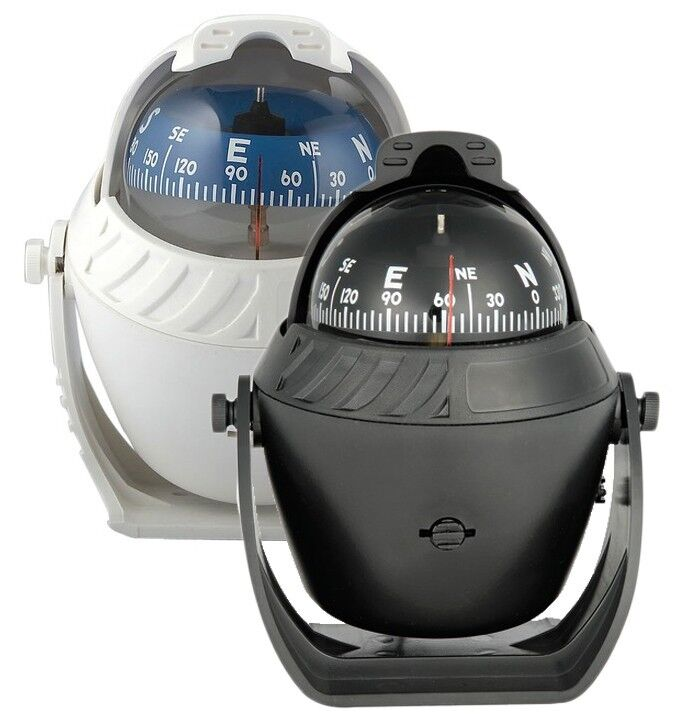 Danforth Scout Compass 2 5 8 Inch - Kugelkompass - Boat Compass with Suspension