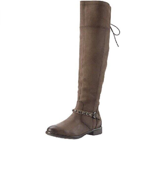 Tamaris señora 25506 Lang caña botas marrón tamaño 36 nuevo