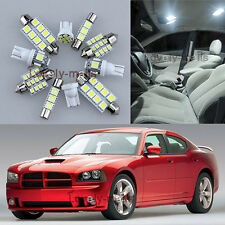 White SMD Car Lights Interior  LED Package Kit For Kia Optima 2011-2015