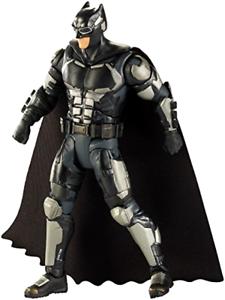 """Justice League Batman Tact Suit Action Figure 6/"""" DC Comics Multiverse Toy Doll"""