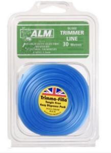 ALM SL002 Medium 1.5mm x 30M Blu Decespugliatore Tagliabordi Cavo Filo Flymo BOSCH