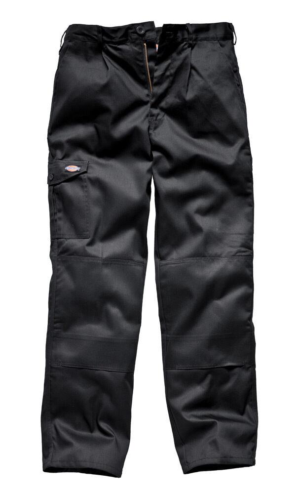 Dickies Rougehawk Super travail-bouton Pantalon cargo de travail-bouton Super WD884-Choisir Taille & Couleur 301cb7