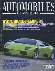 AUTOMOBILES-CLASSIQUES-n-117-OCTOBRE-2001-LOTUS-ELITE-amp-EXIGE-TVR-TUSCAN-S-DIABL