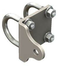 Steering Stabilizer Universal Bent Bracket For 1 Ton Steering Kits