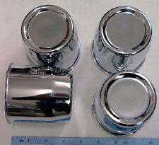 4 Center Caps For Cragar SST Weld Wheels 3.18 Bore For Steel Chrome 5 Lug #100