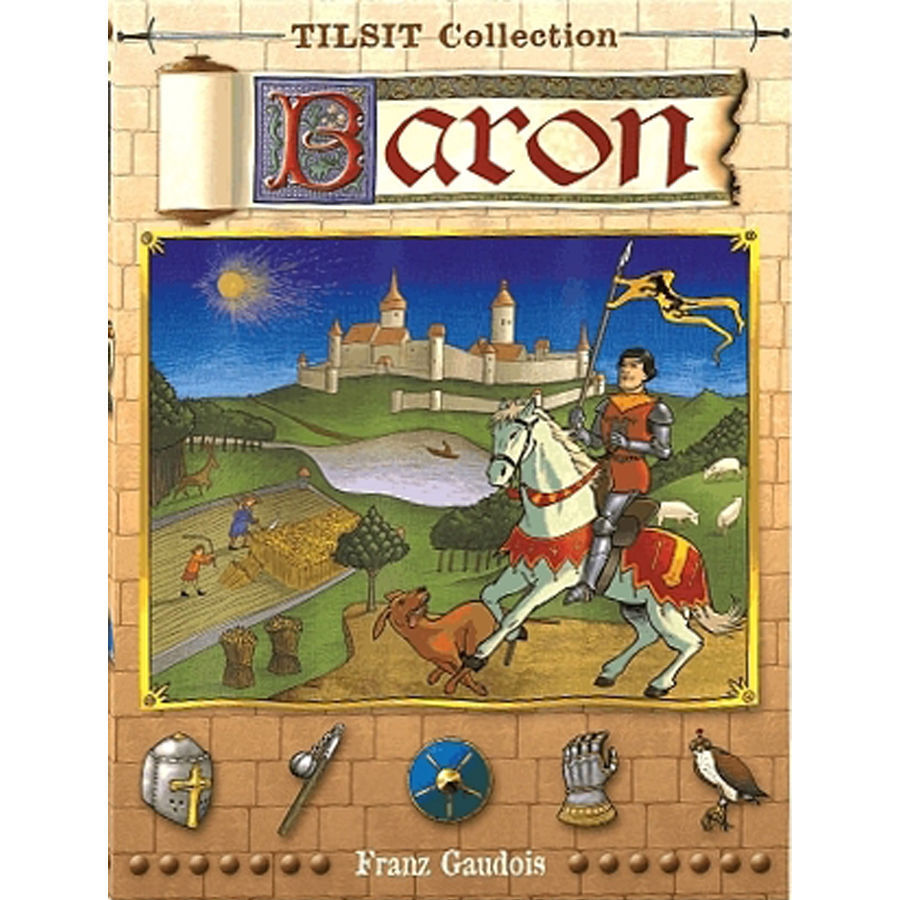 Baron tilsit collection board game