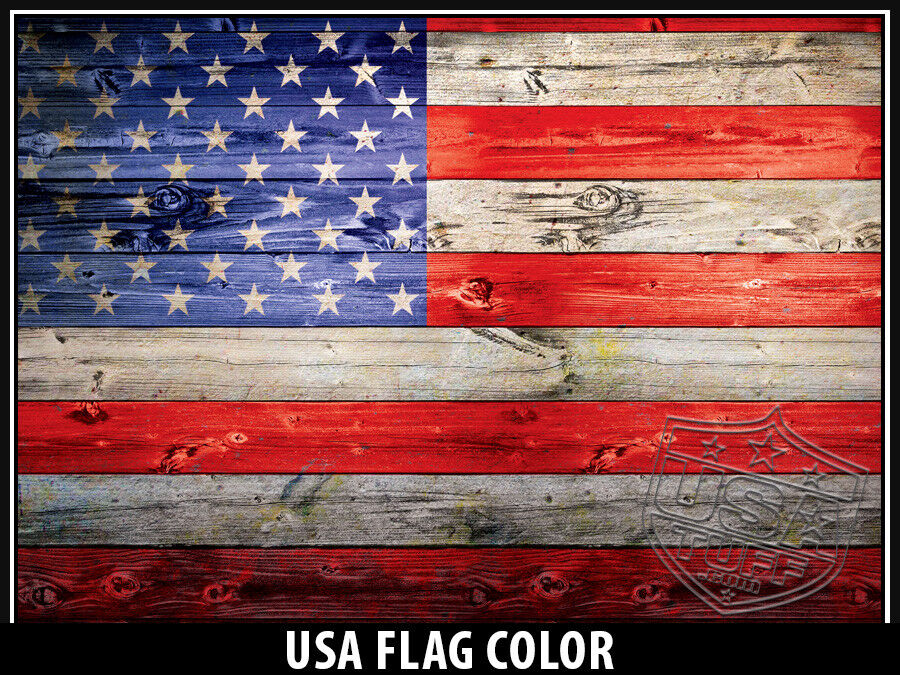 USATuff Custom Cooler Decal Wrap fits YETI YETI YETI Tundra 110qt L+I USA Flag WD Farbe fb8e82