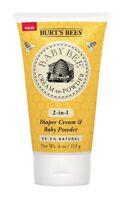 Burt's Bees Baby Bee Cream To Powder 4 Oz.