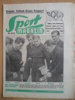 SPORT MAGAZIN KICKER 29- 16.7. 1952 Olympia Helsinki Tour de France Fausto Coopi