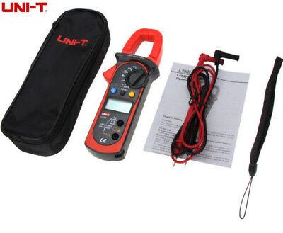 UNI-T UT203 Digital Multimeter Handheld Clamp Tester Meter DMM Amp CE AC DC Volt