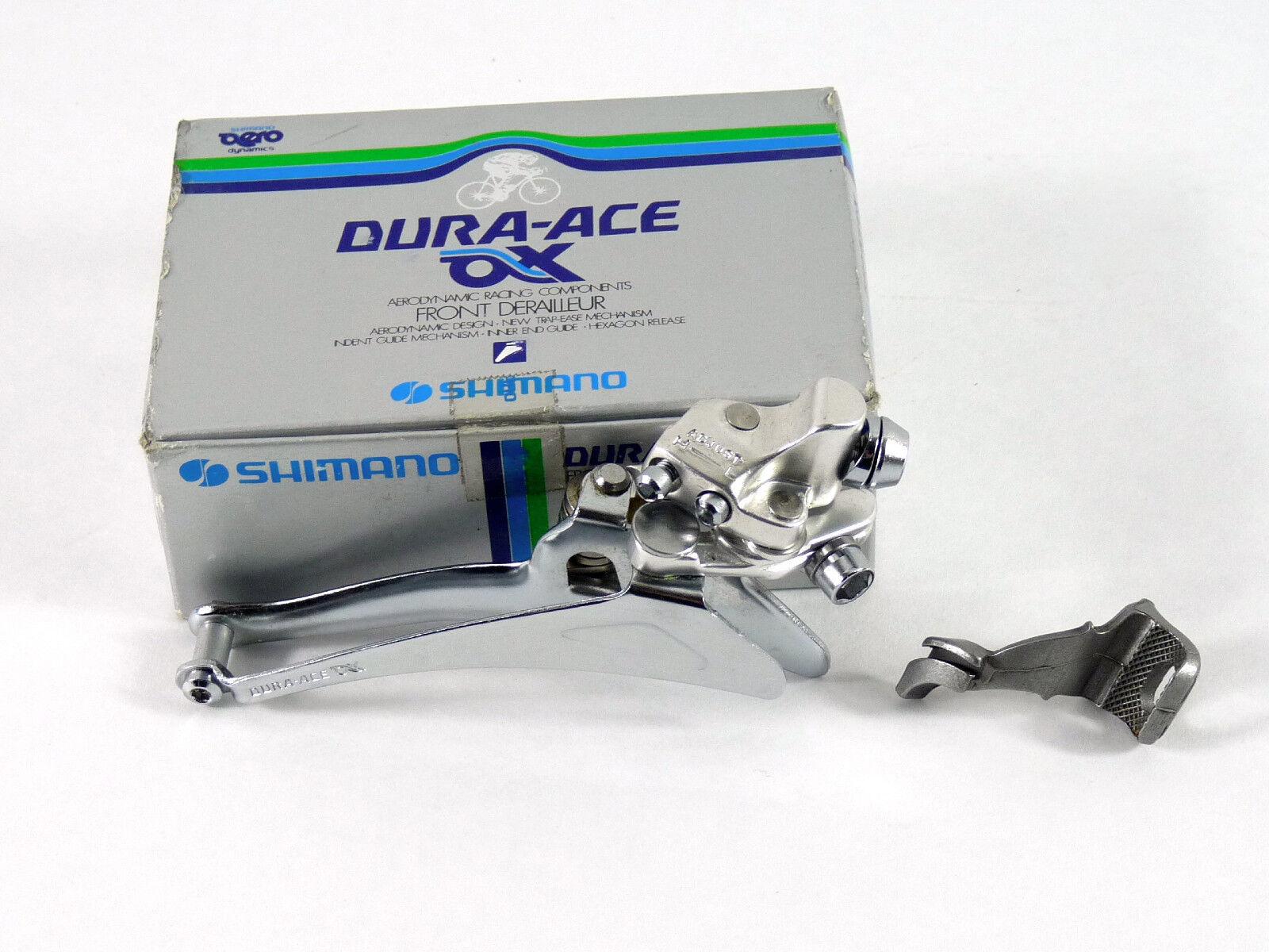 Dura Ace AX Desviador Shimano Modelo 7320 W especial blando en stock viejo nuevo