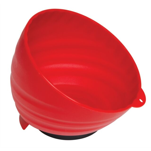 Lisle 67300 Multi-position Magnetic Cup Red for sale online
