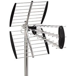 Antenne-de-toit-rateau-TRINAPPE-UHF-HDTV-TNT-Montage-facile