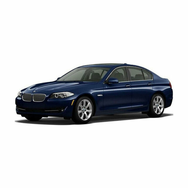 Welly 24026 BMW 535i Dark Blue Metallic Scale 1:24 Model Car New !°