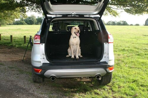 Adjustable Car Mesh Headrest Dog Guard Protectors Ford Kuga I 2008-2018