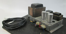 Hammond Organ Power Supply H-ao-71-1 From a H112 No Tubes Tested