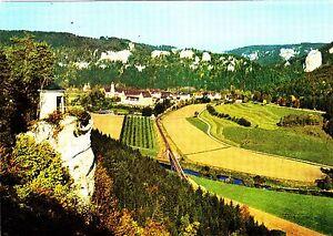 Kloster-Beuron-im-Donautal-Ansichtskarte-1986-gelaufen