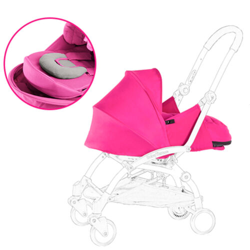 YUYU YOYA Baby Stroller Compact Infant Pram Bassinet Sleeping Basket Bag YoYo