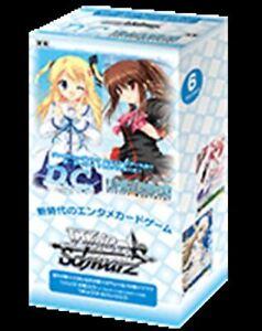 Weiss Schwarz D.C.III Da Capo Animation Japanese Extra Booster Box New Sealed!