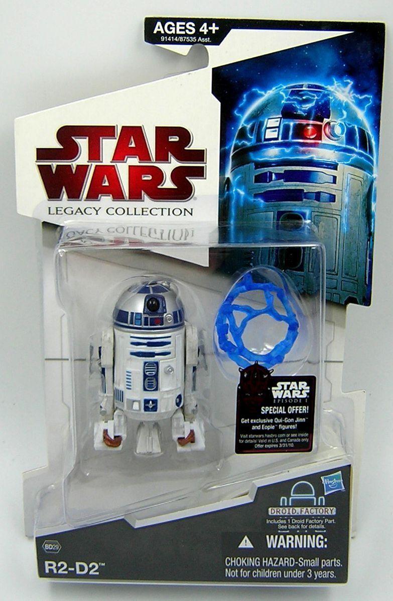 Star Wars Legacy Collection BD29 R2-D2 Jawa Ambush