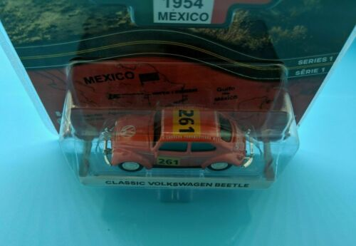 La Carrera Panamericana 1954 VW Beetle #261 Greenlight 1:64 NEU+OVP