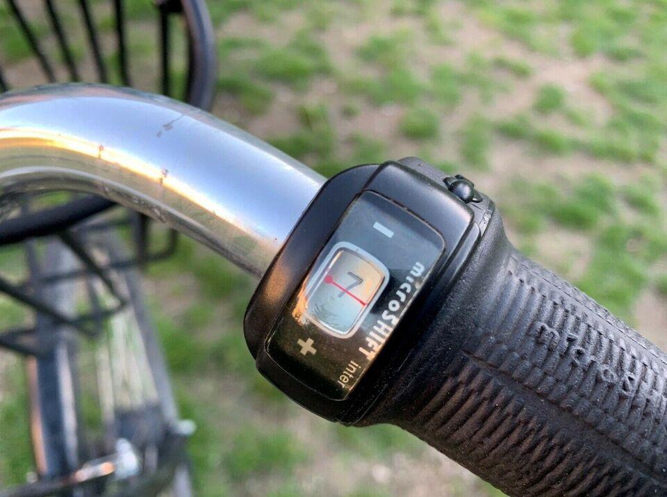 Elcykel, Raleigh Superbe, 7 gear