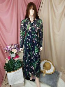 cherrie424: NWOT Kim's Boutique Pleated Maxi Dress