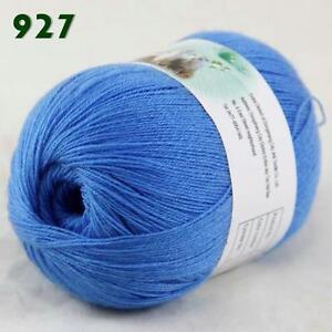 Sale 1 Skein x50gr LACE Soft Crochet Acrylic Wool Cashmere hand knitting Yarn 29