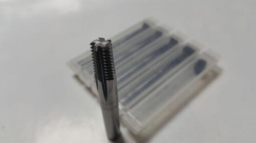 1pcs Combidex Solid Carbide Thread Milling TMSC 08079 NE 18 NPT