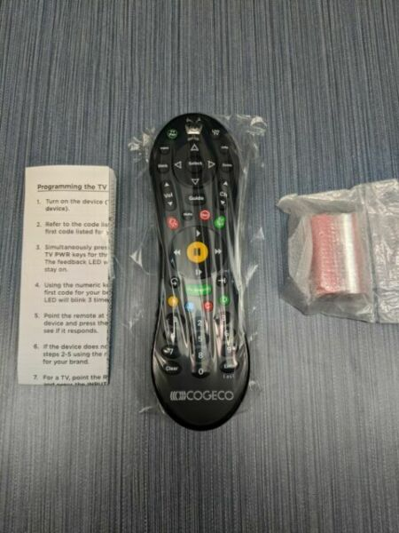 4 X TiVo MEDIACOM Remote Controllers for sale online   eBay
