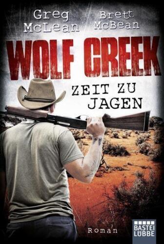 1 von 1 - Wolf Creek - Zeit zu jagen von Brett McBean und Greg McLean (2016), UNGELESEN
