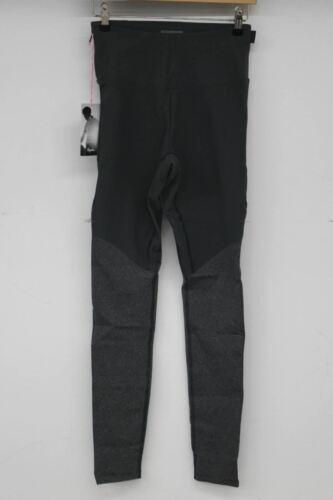 RAPHA Ladies Dark Grey Stretch Fit Full Length Cycling Leggings XS BNWT