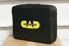 CAD Padded Foam Soft Carrying Zipper Case for Microphones & Other Accessories