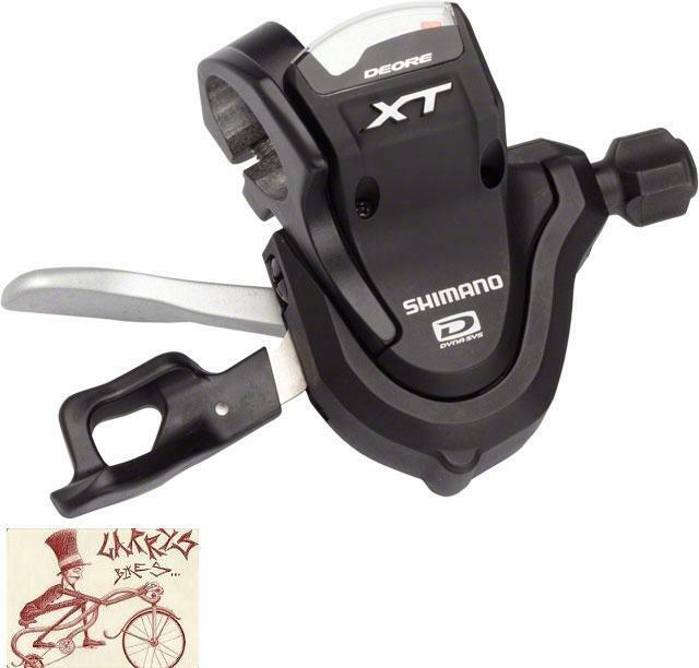 SHIMANO XT M780 10SPEED BICYCLE RAPID FIRE RIGHT SHIFTER