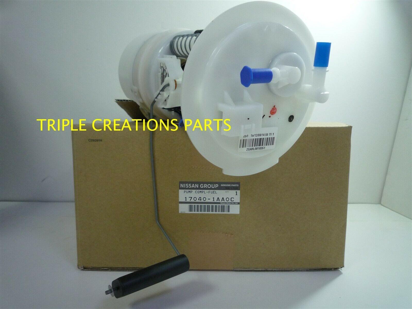 170401AA0C Genuine Nissan PUMP COMPL-FUEL 17040-1AA0C
