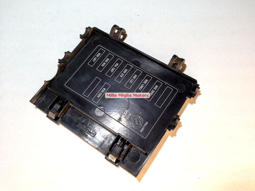 s l500 alfa romeo 156 engine fusebox cover flap lid 60677764 ebay alfa romeo 156 fuse box cover at bakdesigns.co