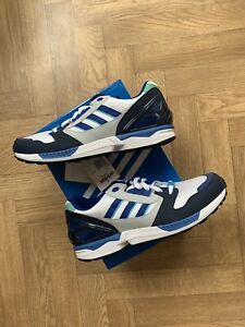 Details about Adidas ZX 8000 Torsion Uk Size 11 Boxed New M18267 Classic Shoe