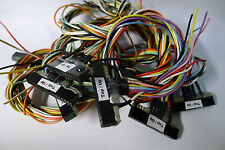 Capcom arcade game CPS-2 CPS-3 system auxiliary KICK BUTTON LOOM harness
