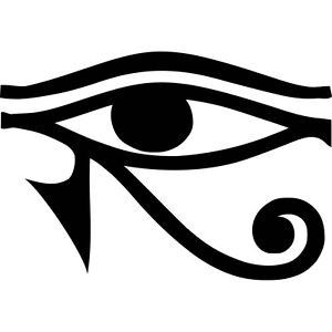 Eye-of-Horus-Symbol-Vinyl-Sticker-Decal-Egyptian-Pagan-Choose-Size-amp-Color