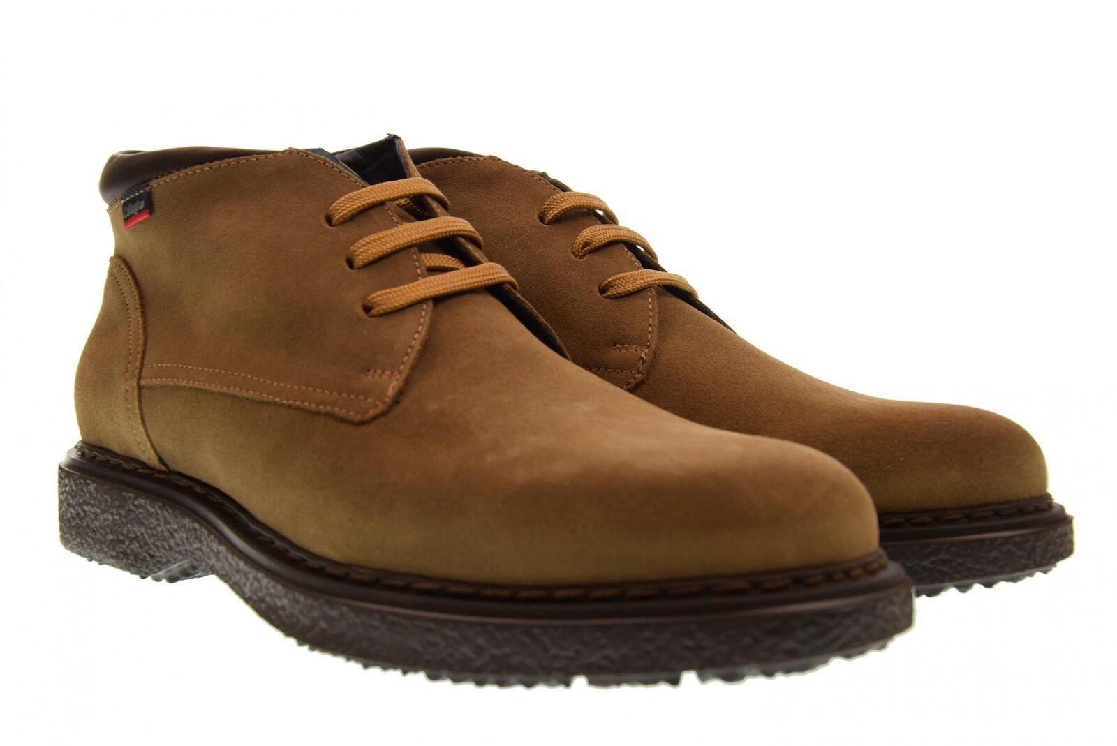 Callaghan scarpe uomo MARRONE polacchini 12302 FREE CREP MARRONE uomo CHIARO A18 847ee5