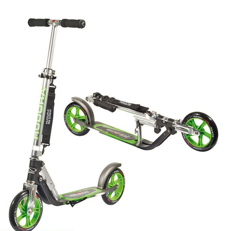 Hudora Scooter Big Wheel GS 205 mit 205 mm Rollen - Cityroller Nr.14695