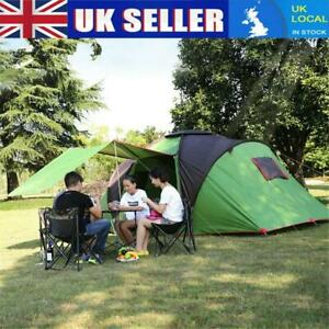 2-3 Man Waterproof Automatic Instant Double Layer Pop Up Outdoor Camping Tent