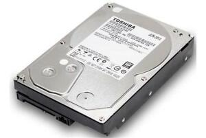 "Toshiba 1TB SATA 7200RPM Desktop HDD 3.5"" DT01ACA100-"