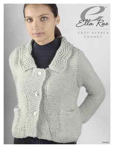 :Cozy Alpaca Chunky #513: Ella Rae alpaca acrylic yarn 25/% OFF Denim