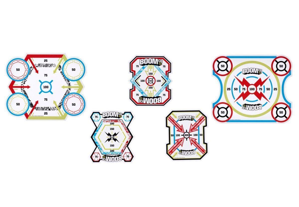 Mattel Zielscheiben, BoomCo Zielscheiben, Mattel sortiert, Y8624 9cd568